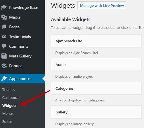 UniSender integration with WordPress